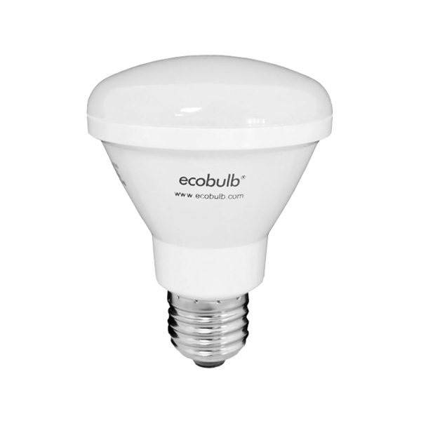Ecobulb R20 B22 3000K Dimmable Reflector